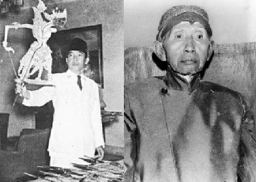 Cerita Sukarno dengan Dalang Wayang Kulit Kesayangannya