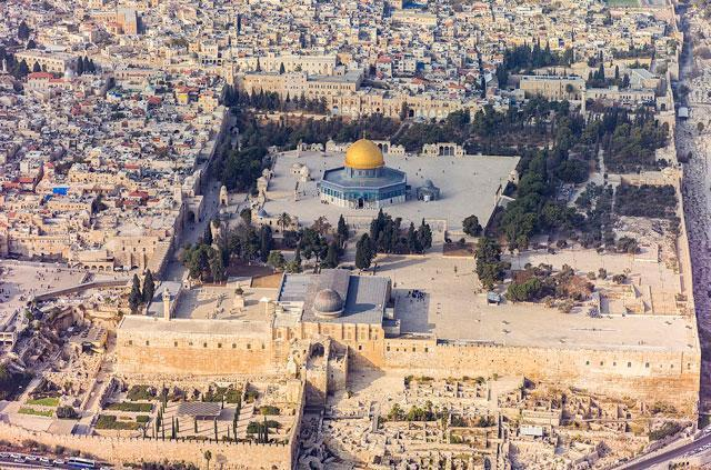 Prahara Yerusalem Diusik Amerika