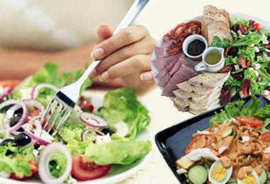 Salad, Lezaaat…