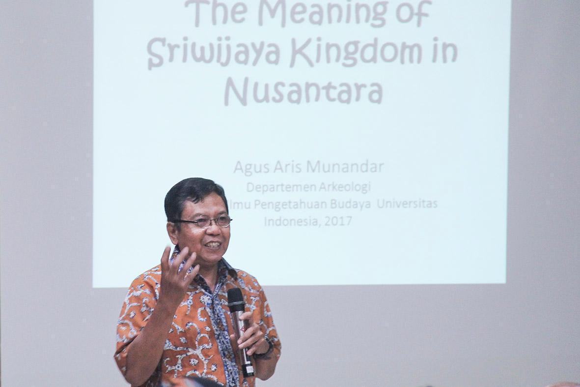 Revolusi Bahasa di Sriwijaya