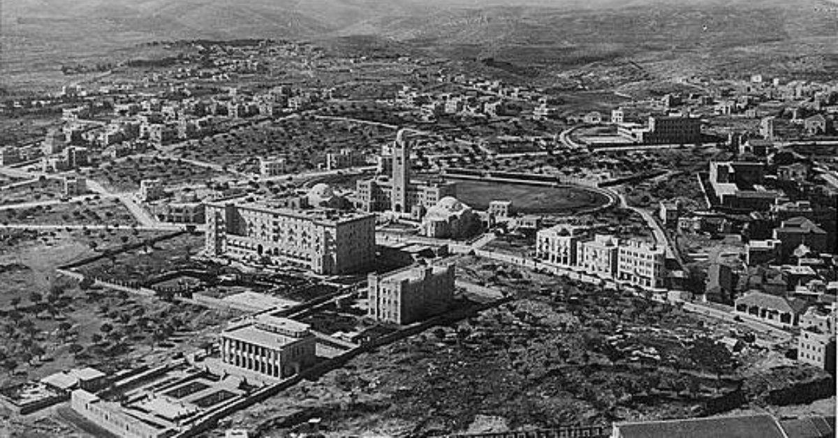 Suatu Hari di Yerussalem