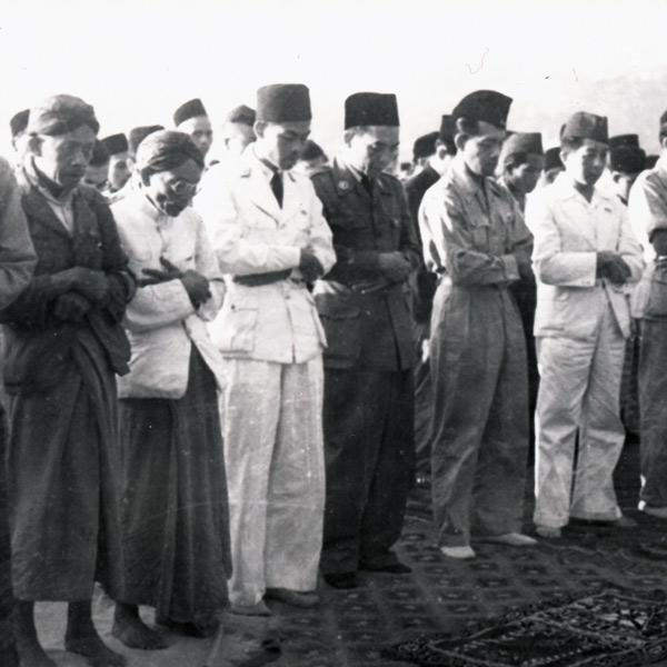 Sukarno Bilang Islam Sontoloyo Historia