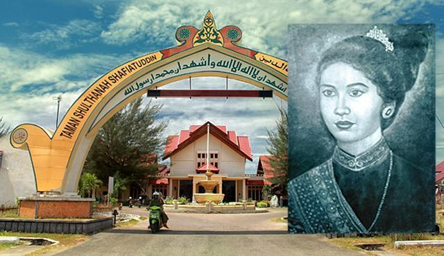 Sultana Tak Suka Permata