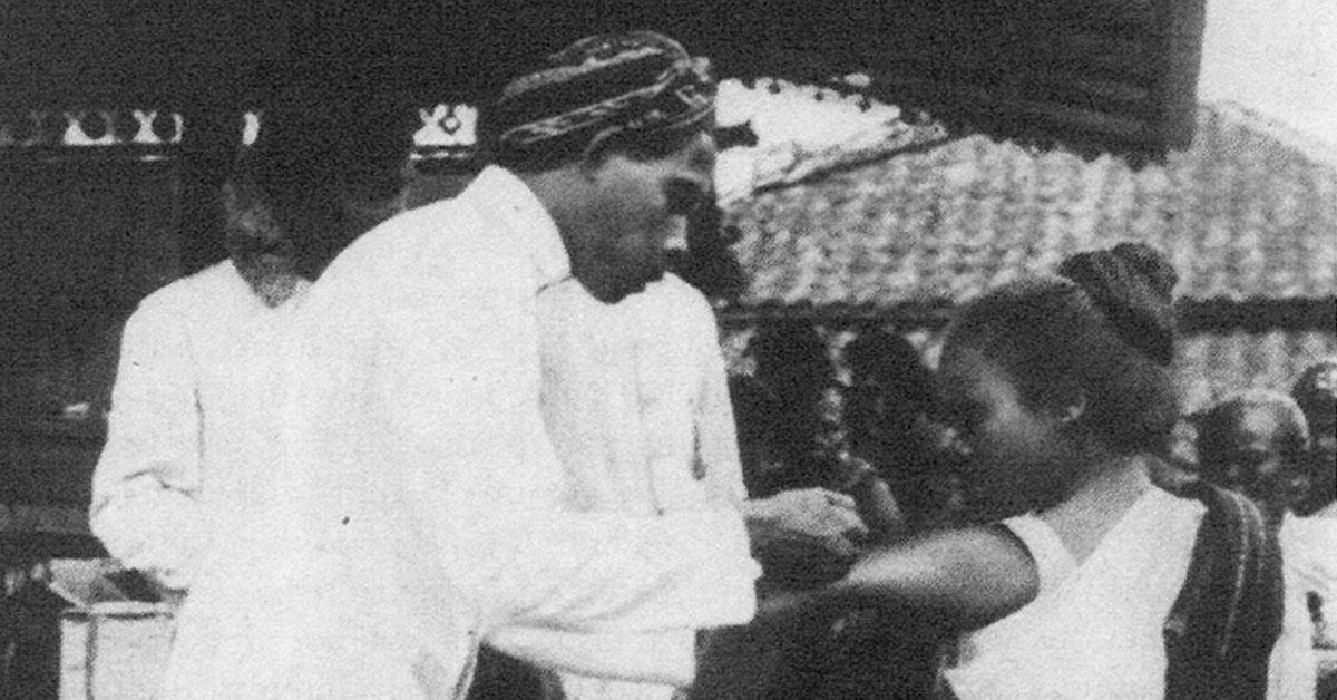 Penolakan Vaksin Dulu dan Kini