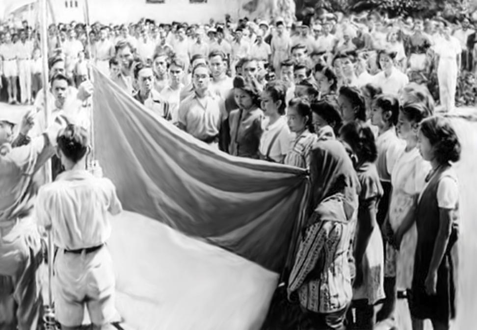 Meluruskan Sejarah Bendera Pusaka