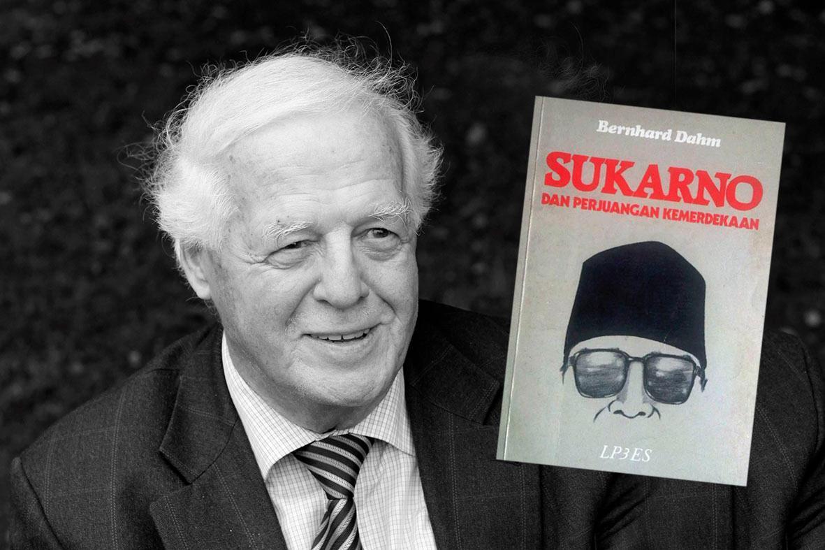 Cerita di Balik Biografi Sukarno Karya Sejarawan Jerman