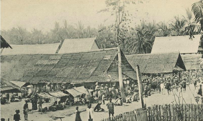 Cerita Kampung Kumuh dari Zaman Kolonial