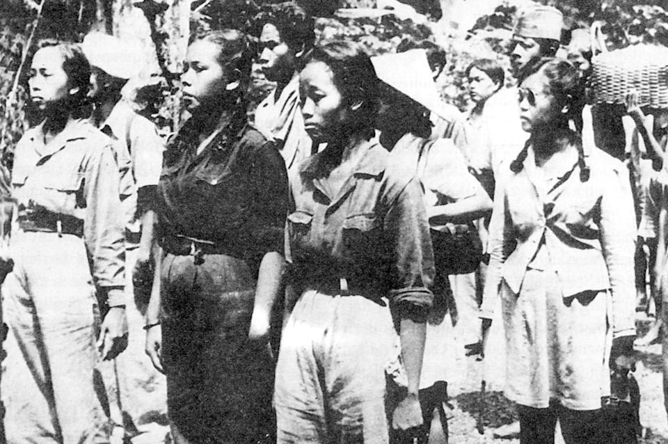 Para Perempuan dalam Perang Kemerdekaan