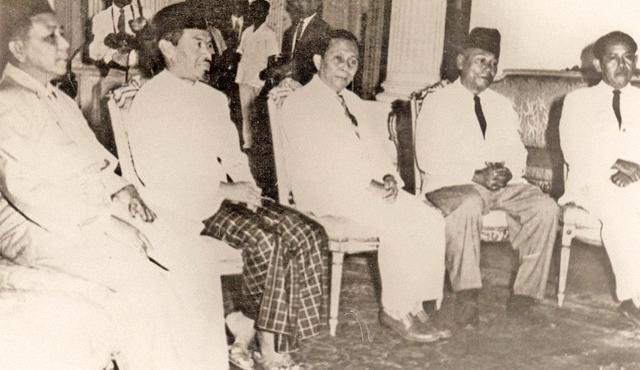 Prawoto Mangkusasmito, Ketua Masyumi Terakhir