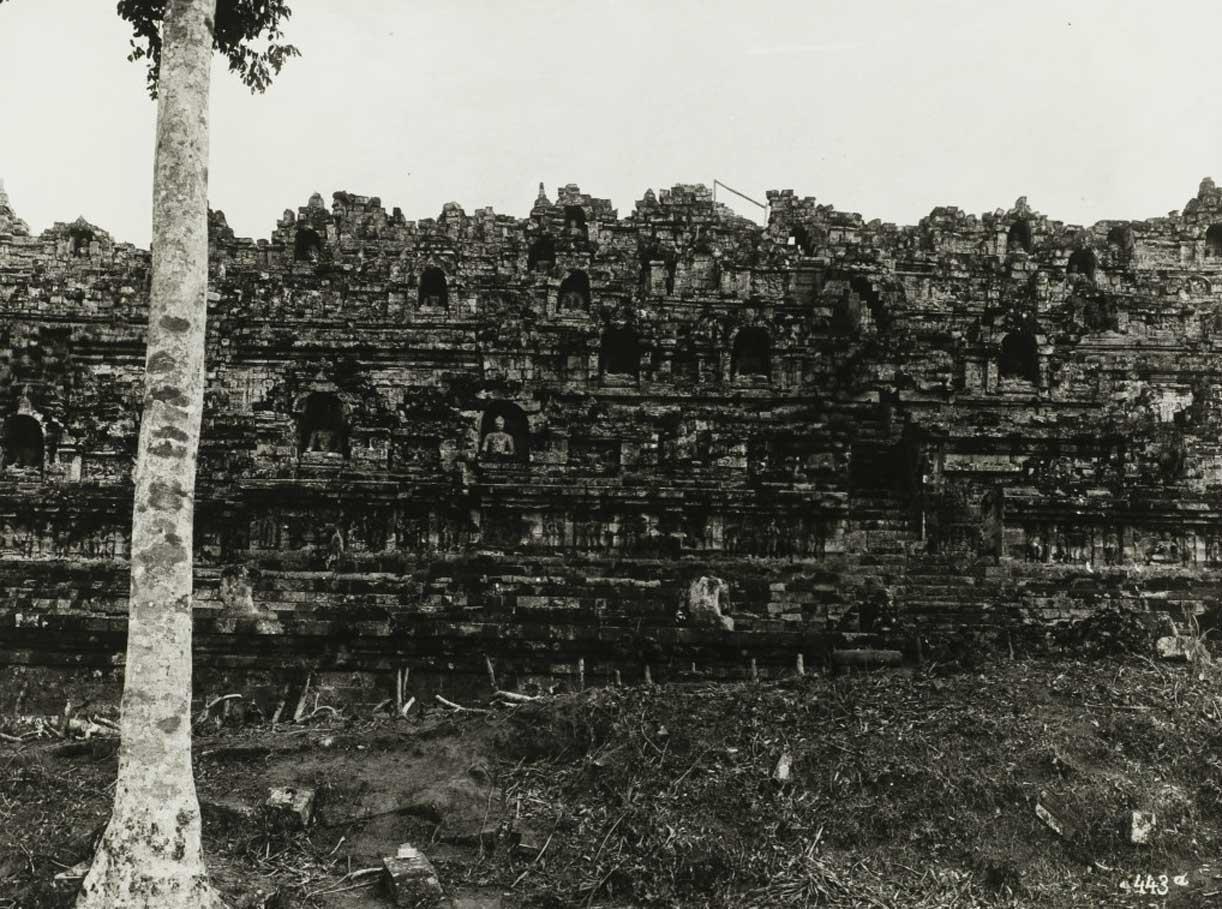 Tan Jin Sing, Pembuka Jalan Pertama ke Candi Borobudur