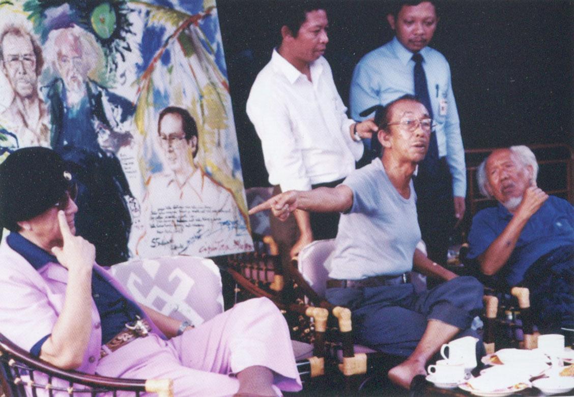 Melacak Maestro Lukis Indonesia