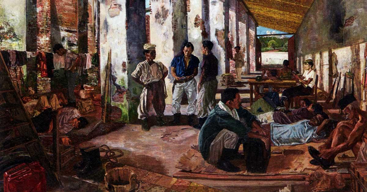 Tiga Selera Lukisan Sukarno