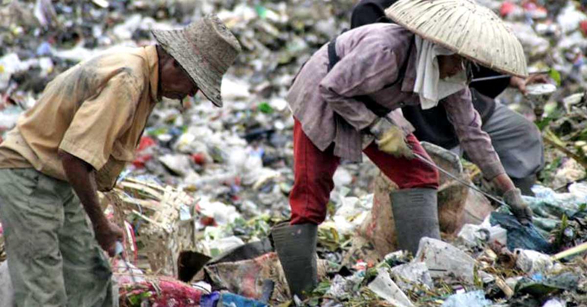 Pemulung Sampah dalam Sejarah - Historia