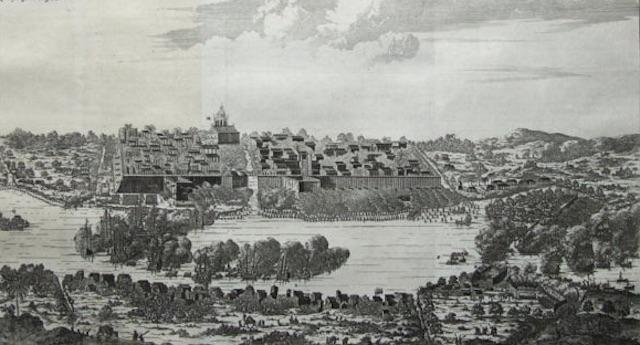 Pendahulu Sriwijaya