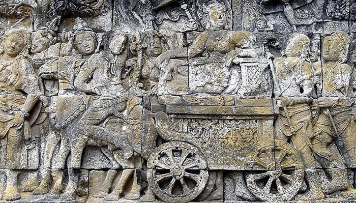 Angkutan Ribuan Tahun Lalu