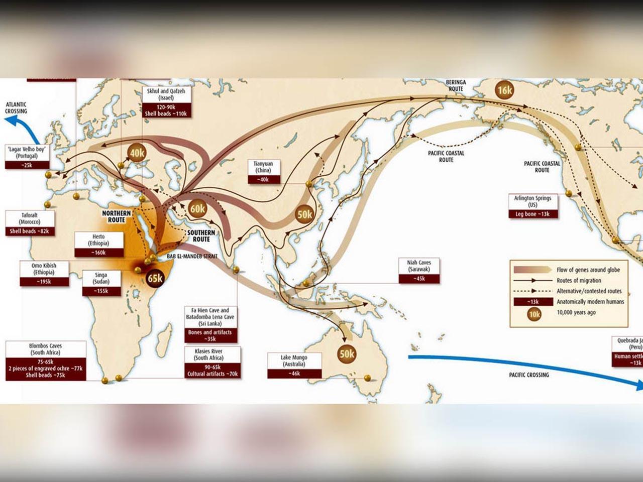 Manusia Indonesia adalah Campuran Beragam Genetika
