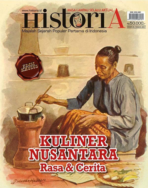 Kuliner Nusantara Rasa dan Cerita