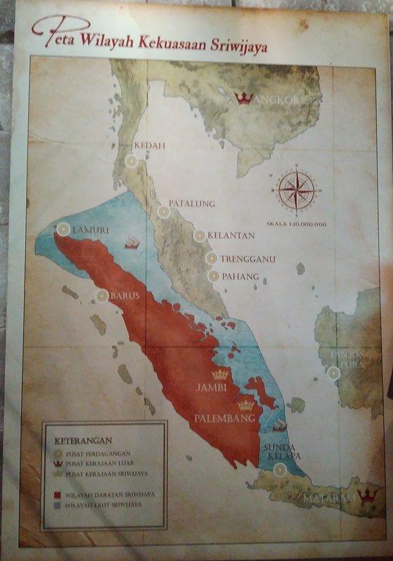 Sriwijaya Tak Berkuasa hingga Thailand
