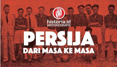 Persija Jakarta dari Masa ke Masa