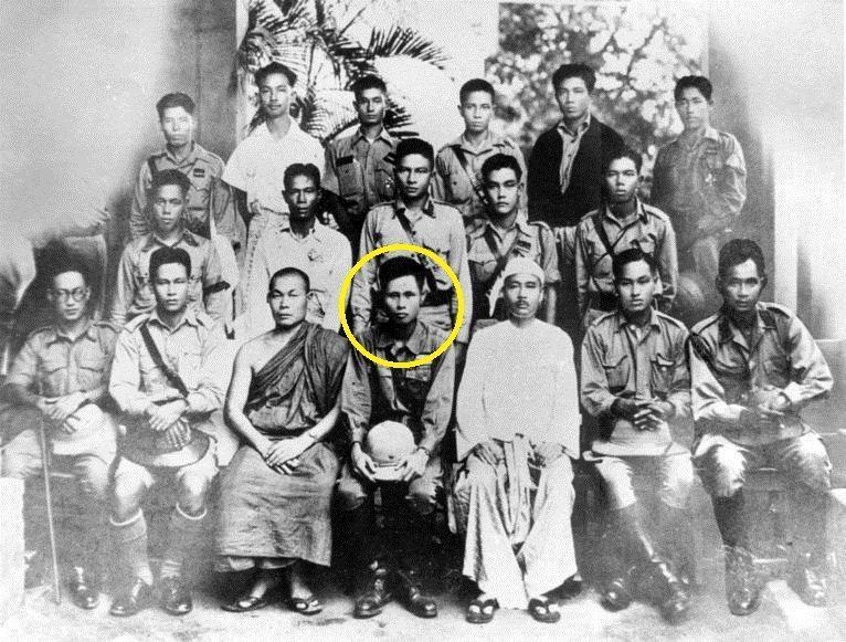 Pura-pura demi Burma Merdeka