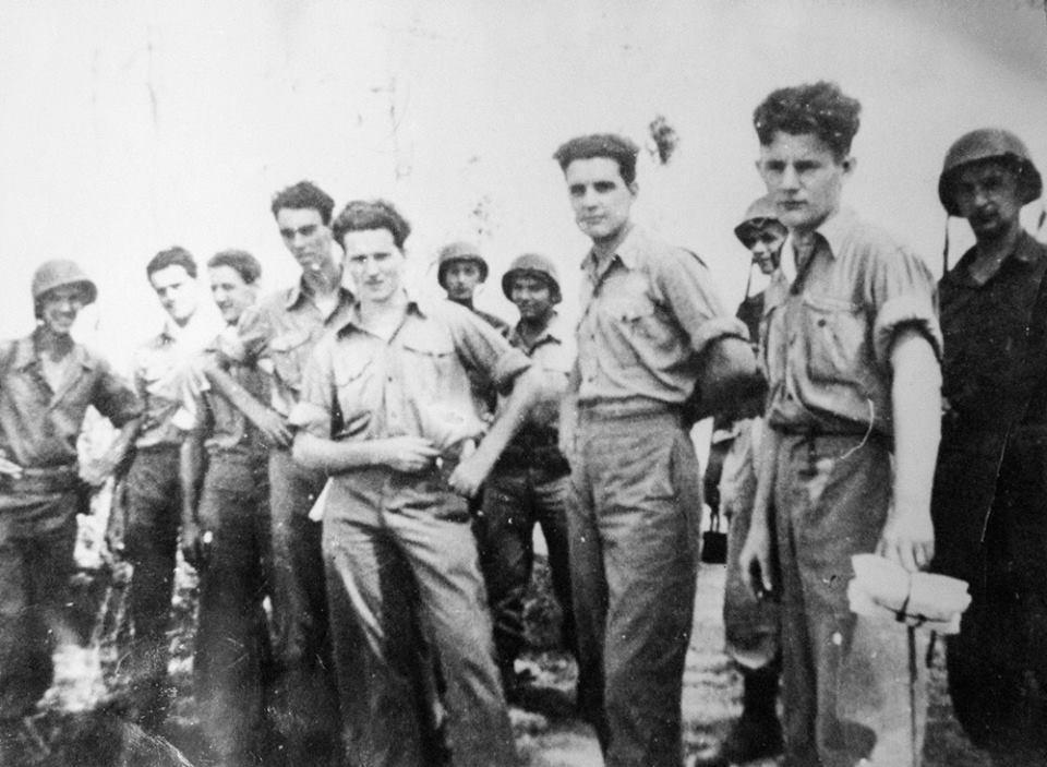 Tujuh Marinir Belanda Ditawan TNI