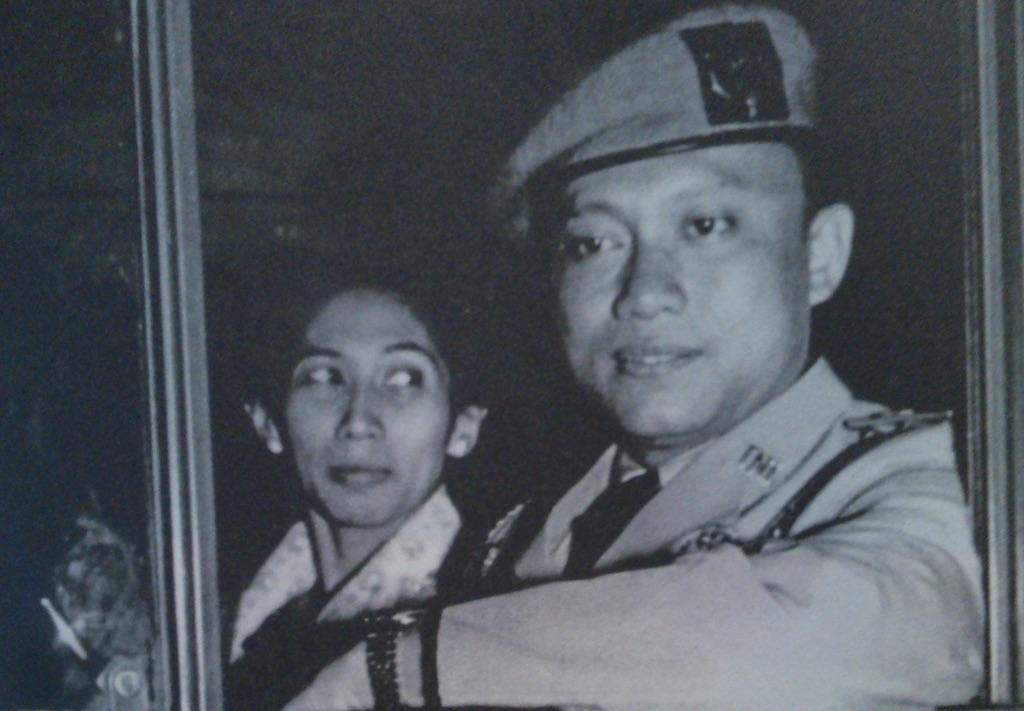 Sarwo Edhie Wibowo Kecewa Kepada Soeharto