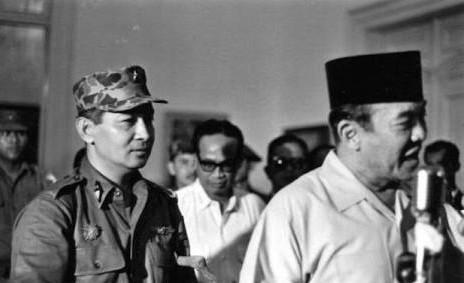 Komentar Pers Arab tentang Pengangkatan Soeharto