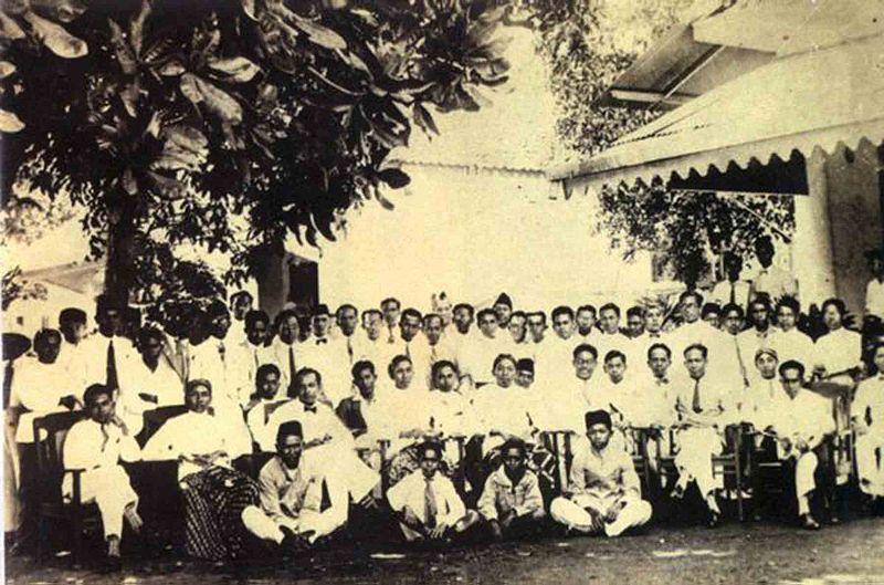 Jong Indonesia Berdiri