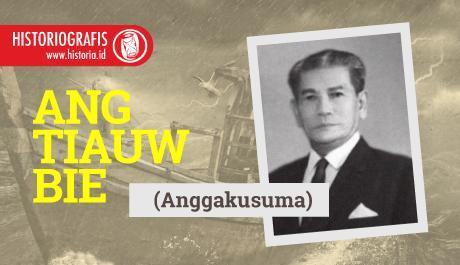 Ang Tiauw Bie, Pengusaha Tionghoa Penyelundup Senjata