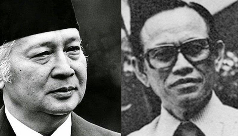 Penantang Soeharto