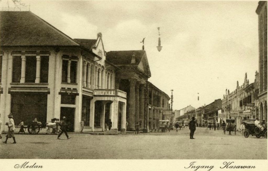 Medan Paris-nya Sumatra