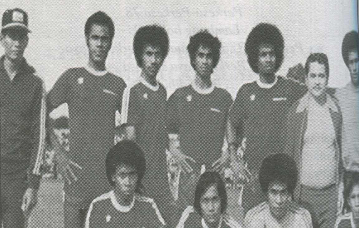 Perkesa 78, Kisah Klub Sepakbola Orang Papua