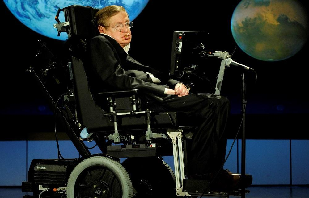 Alam Semesta Menjemput Stephen Hawking