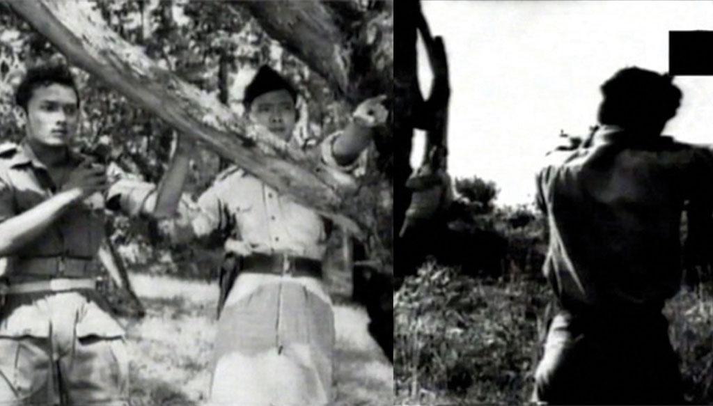 Fragmen DITII dalam Film Darah dan Doa