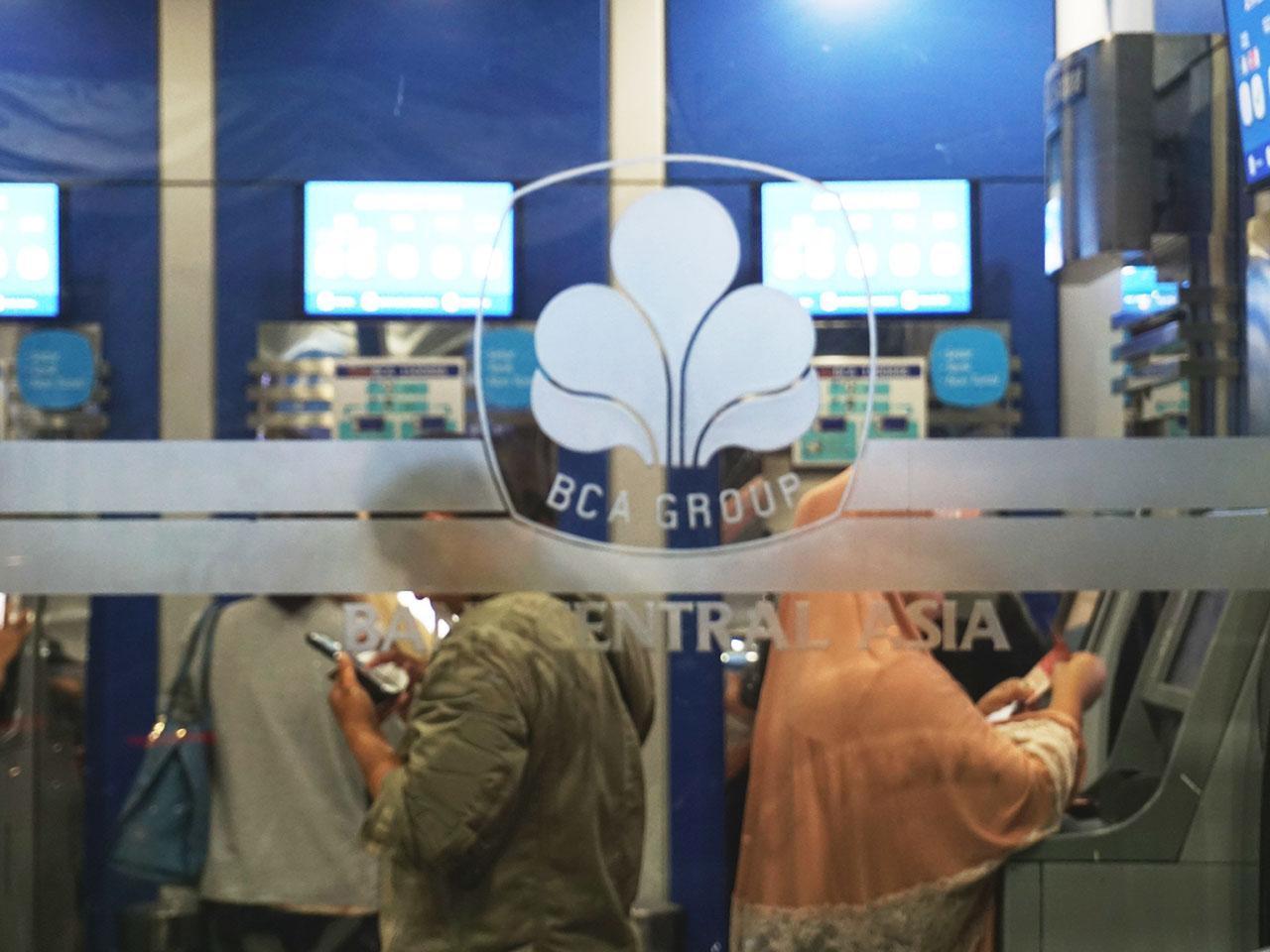 Mesin ATM Pertama di Indonesia