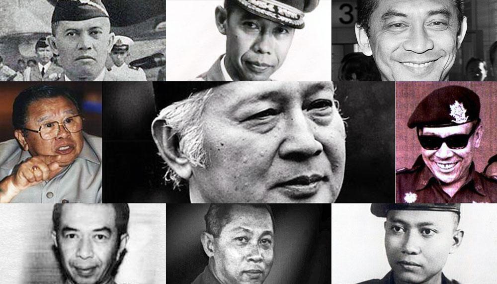Nasib Jenderal Pembangkang di Era Soeharto
