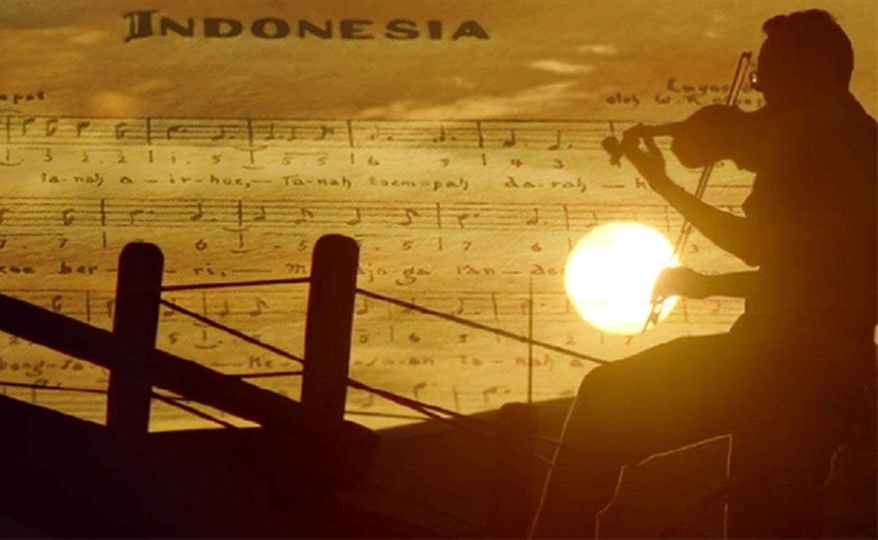 Indonees Indonees bukan Indonesia Raya