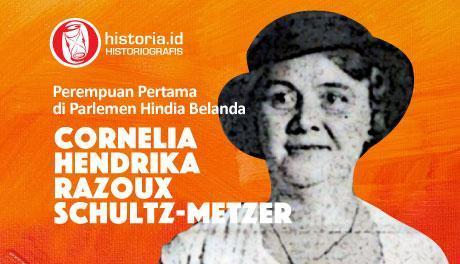 Perempuan Pertama dalam Dewan Rakyat Hindia Belanda