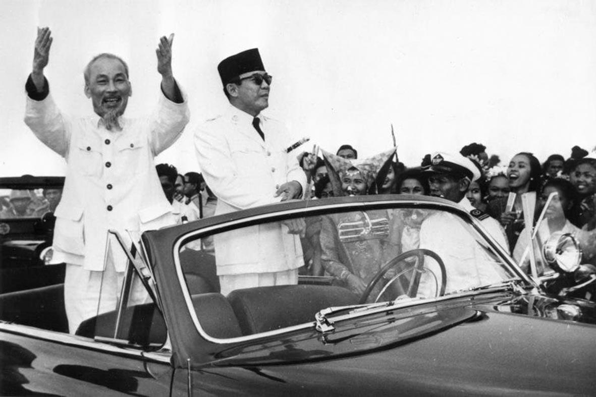 Dari Ho Chi Minh hingga Kennedy