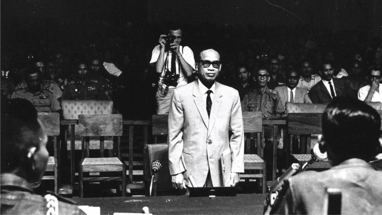 Meringkus Loyalis Sukarno